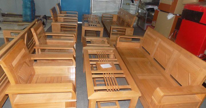 Hình ảnh nội thất AmiA - Mua sofa gỗ Sồi ở đâu tại Hà Nội vừa đẹp vừa chất lượng?