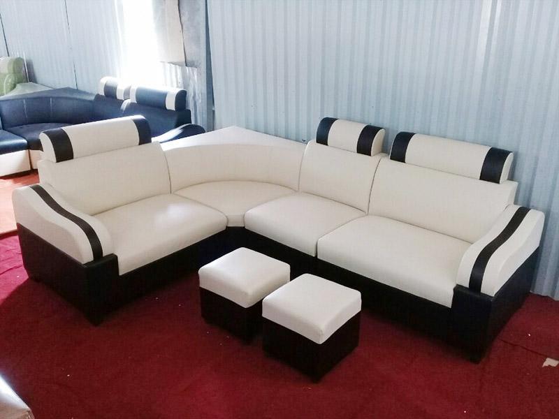 Mẫu ghế sofa màu trắng đẹp nhất