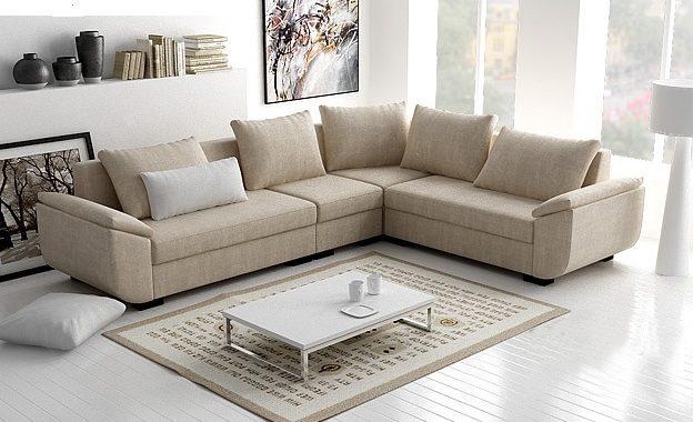 Hình ảnh cho mẫu bàn ghế sofa nhỏ gọn cho không gian căn hộ chung cư, chung cư mini hay nhà nhỏ