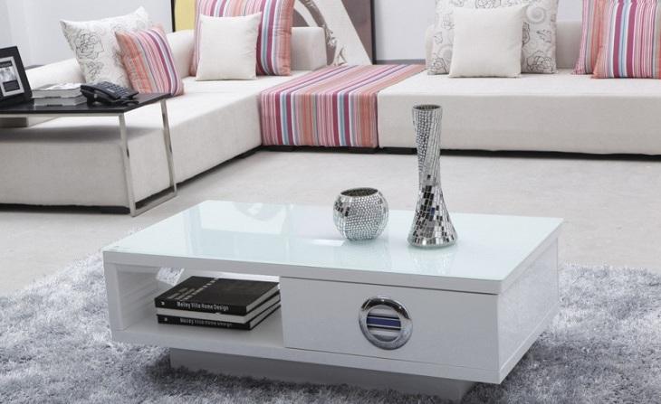 Hình ảnh mẫu bàn trà đẹp hiện đại cho không gian căn phòng đẹp