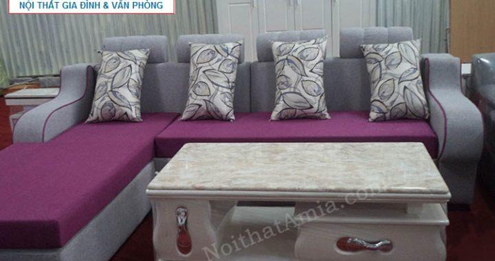 Hình ảnh cho mẫu bàn trà sofa gỗ mặt đá đẹp với chân đế inox hiện đại