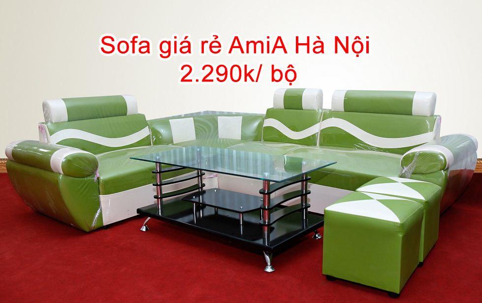 Tong hop sofa gia re ha noi duoi 3 trieu