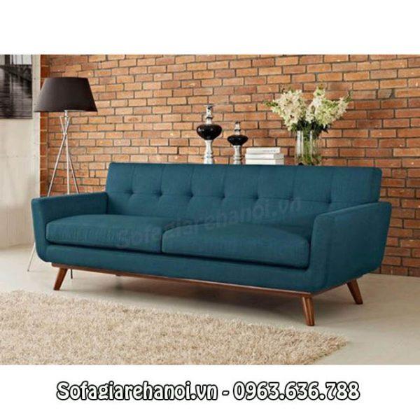 Hình ảnh mẫu ghế sofa văng đẹp cho không gian căn phòng khách nhỏ