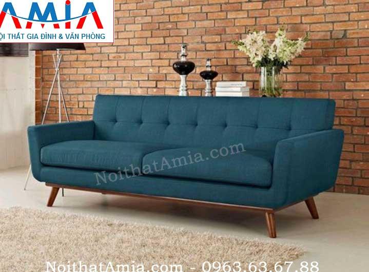 Hình ảnh cho ghế sofa văng đẹp mang phong cách thiết kế hiện đại, trẻ trung