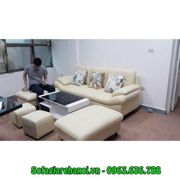 Hình ảnh mẫu ghế sofa văng đẹp hiện đại, sang trọng và trẻ trung