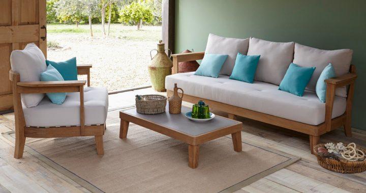 Hình ảnh cho bộ bàn ghế sofa gỗ đẹp hiện đại cho nhà chung cư