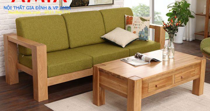 Những Mẫu Ghế Sofa Gỗ đẹp Với Thiết Kế Dạng Văng Kich Thước Nhỏ