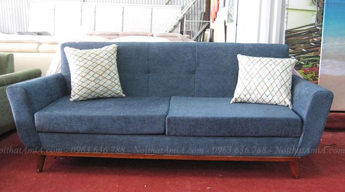 Hình ảnh Mẫu ghế sofa đẹp hiện đại chụp tại Tổng kho Nội thất AmiA