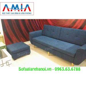 Hình ảnh mẫu ghế sofa văng đẹp AmiA SFN115 thật hiện đại và sang trọng