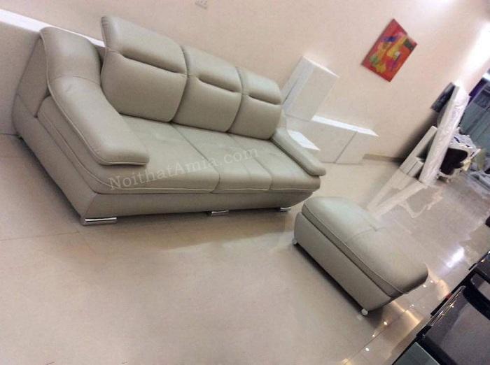 Hình ảnh cho ghế sofa văng đẹp 3 chỗ đẹp hiện đại trong phòng khách nhà khách hàng