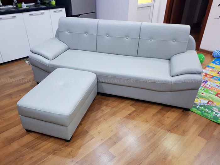 Hình ảnh Ghế sofa văng đẹp Hà Nội hiện đại và sang trọng
