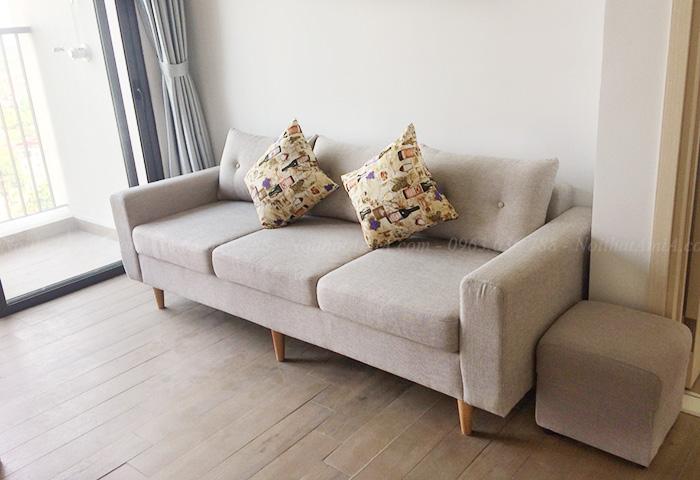 Hình ảnh Mẫu sofa đẹp hiện đại thiết kế dạng văng cho căn phòng đẹp