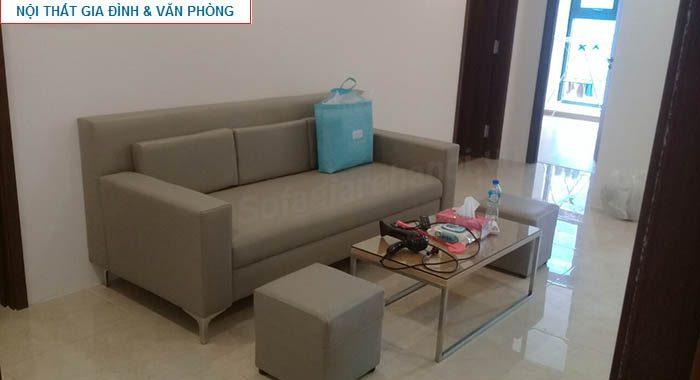 Hình ảnh cho mẫu ghế sofa văng da đẹp hiện đại và sang trọng
