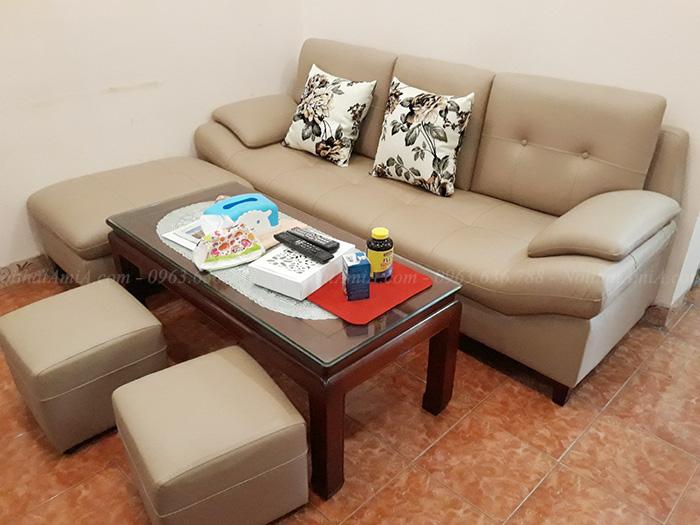 Hình ảnh Sofa văng đẹp hiện đại tại Hà Nội