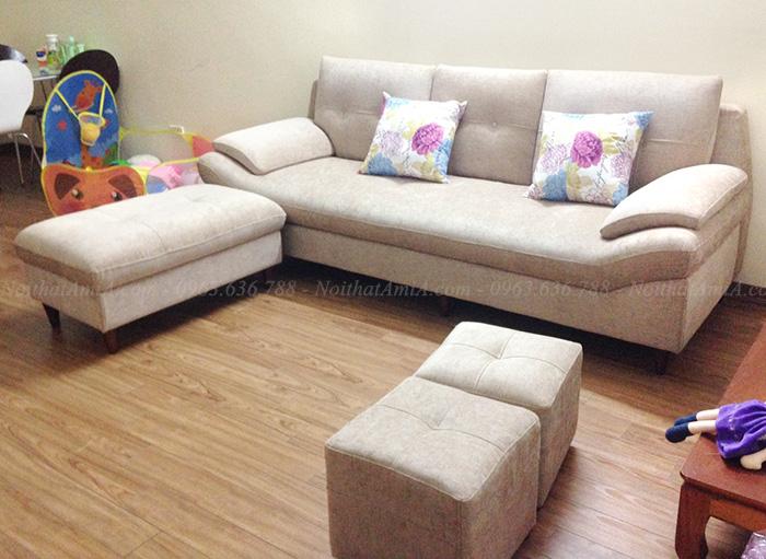 Hình ảnh Ghế sofa văng đẹp cho căn phòng khách gia đình
