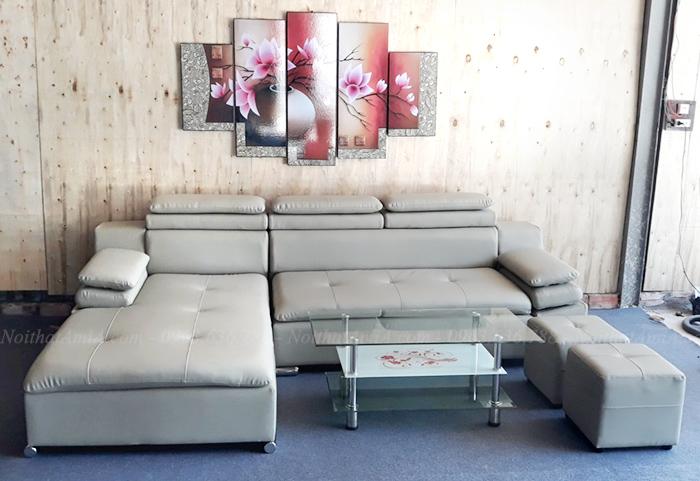 HÌnh ảnh Mẫu ghế sofa đẹp AmiA cho căn phòng khách đẹp