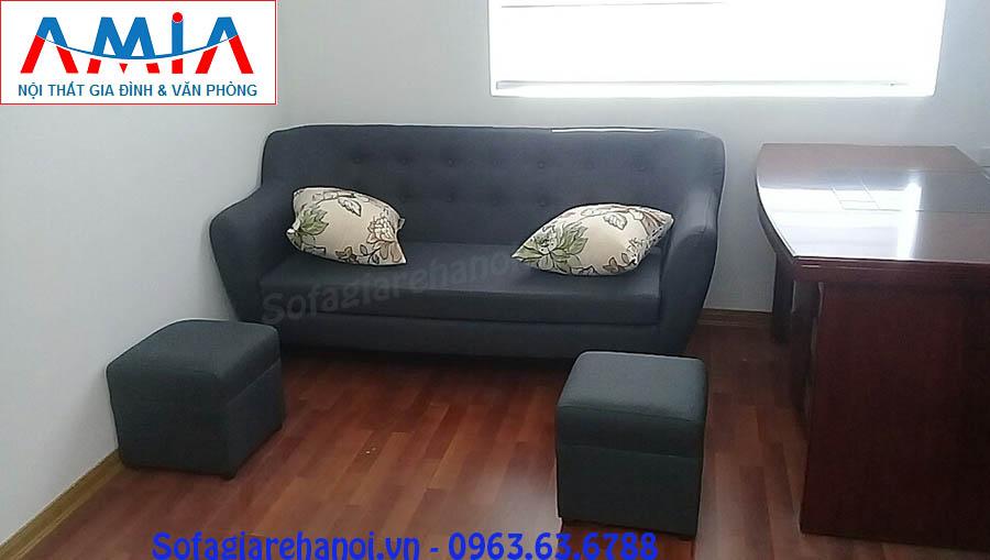 Hình ảnh cho mẫu ghế sofa văng được đặt đóng theo yêu cầu tại Nội thất AmiA