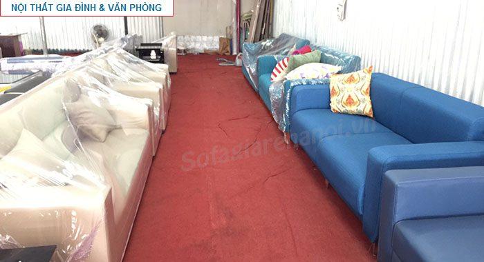 Nội thất AmiA chuyên phân phối và làm theo yêu cầu mẫu ghế sofa văng đẹp hiện đại