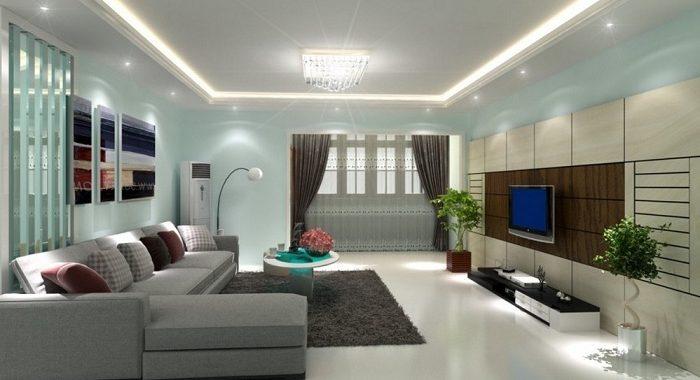 Hình ảnh cho mẫu ghế sofa chữ L đẹp khi được bài trí trong căn phòng đẹp