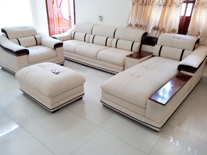 Hình ảnh Mẫu sofa đẹp hiện đại và sang trọng cho căn phòng khách nhà đẹp
