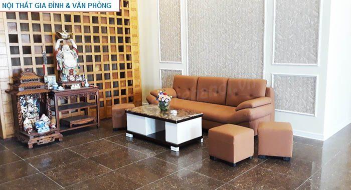 Hình ảnh cho mẫu sofa văng đẹp được đặt làm theo yêu cầu tại Tổng kho Nội thất AmiA