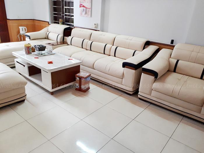 Hình ảnh Sofa đẹp hiện đại và đẳng cấp cho căn phòng khách gia đình