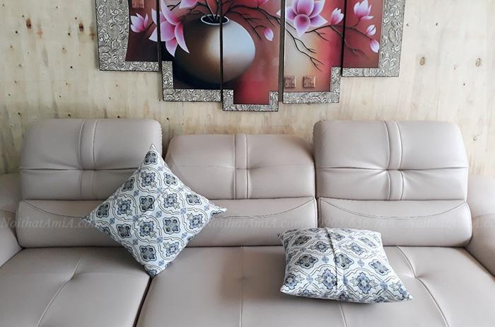 Hình ảnh chi tiết cho mẫu sofa đẹp tại Hà Nội