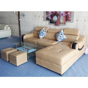 Hình ảnh đại diện ghế sofa da đẹp chụp tại Tổng kho Nội thất AmiA