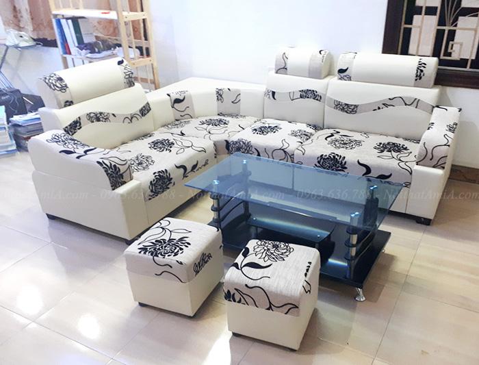 Hình ảnh Ghế sofa đẹp giá rẻ tại Hà Nội