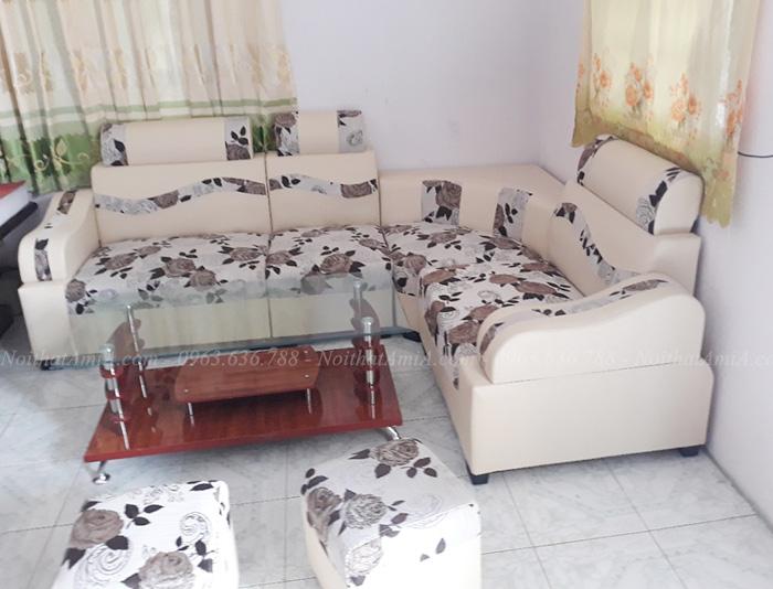 Hình ảnh Mẫu sản phẩm ghế sofa rẻ đẹp của Tổng kho AmiA