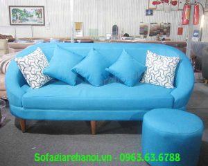 Hình ảnh mẫu ghế sofa văng 1m8 đẹp hiện đại, sang trọng và trẻ trung