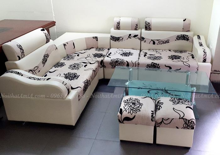 Hình ảnh Mẫu ghế sofa đẹp giá rẻ tại Hà Nội đẹp hiện đại