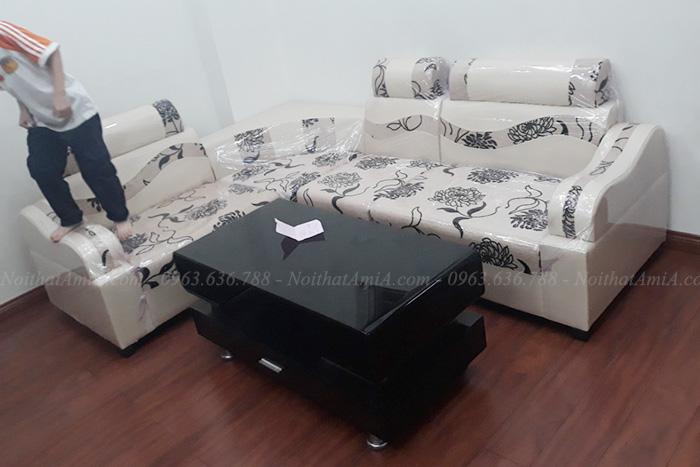 Hình ảnh Mẫu ghế sofa rẻ đẹp hiện đại tại Hà Nội