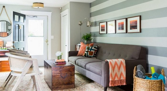Hình ảnh cho mẫu bàn ghế sofa phòng khách nhỏ cho nhà nhỏ, nhà chung cư