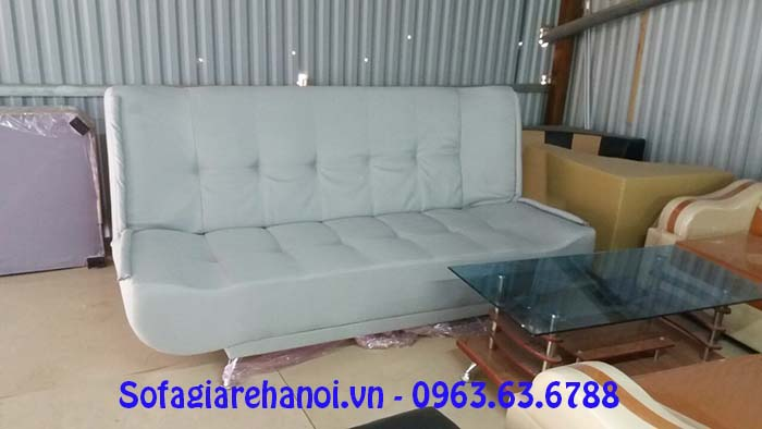 Hình ảnh mẫu ghế sofa giường đẹp hiện đại và sang trọng với chất liệu nỉ đẹp