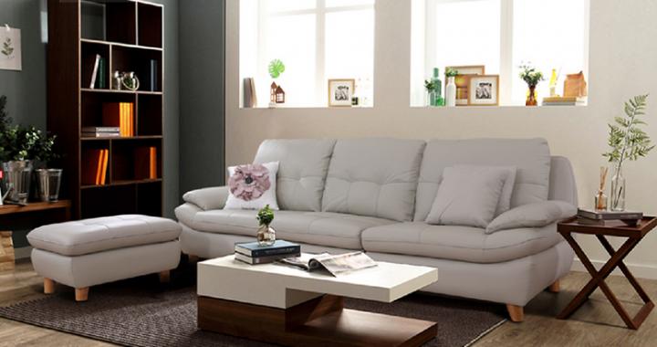 Hình ảnh bộ bàn ghế phòng khách mini đẹp hiện đại trong không gian căn phòng đẹp
