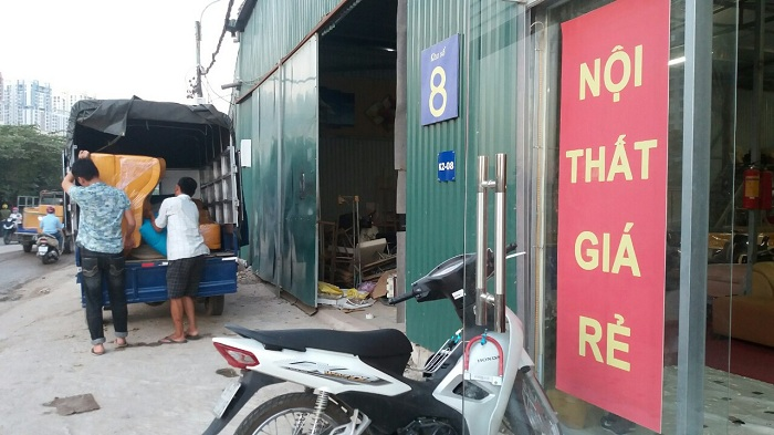 Hình ảnh tổng kho Nội thất AmiA địa chỉ số 8, Ngõ 300 Nguyễn Xiển, Hà Nội