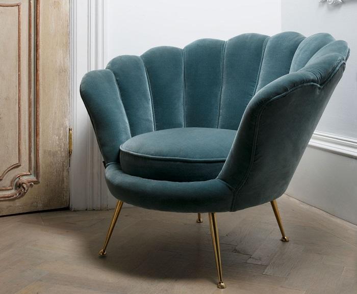 Hình ảnh ghế sofa đơn cho chung cư nhỏ đẹp hiện đại và sang trọng