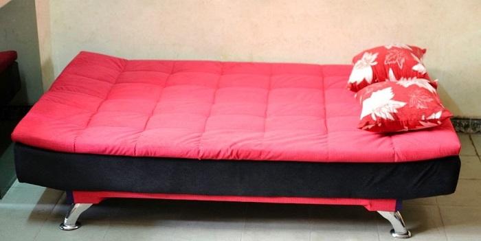 Hình ảnh mẫu ghế sofa giường cho căn hộ nhà chung cư