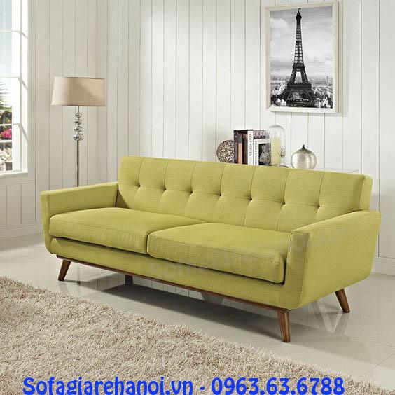 Hình ảnh mẫu ghế sofa nhỏ đẹp hiện đại giá rẻ tại Hà Nội
