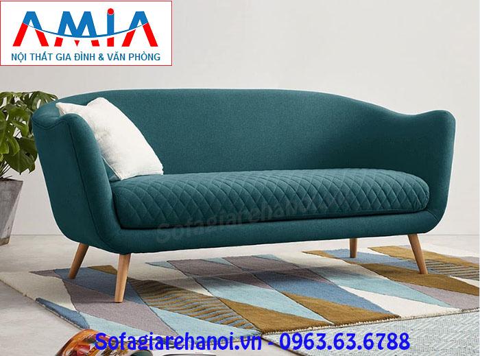 Hình ảnh mẫu ghế sofa văng cho phòng khách nhà chung cư đẹp hiện đại, sang trọng và tinh tế