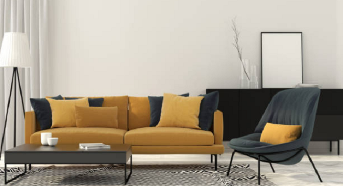 Hình ảnh bàn ghế cho nhà chung cư nhỏ với phong cách thiết kế hiện đại cùng kích thước nhỏ xinh xắn