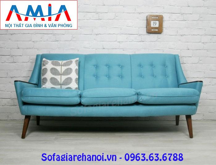 Hình ảnh mẫu ghế sofa nhỏ xinh phòng khách nhỏ được thiết kế dạn