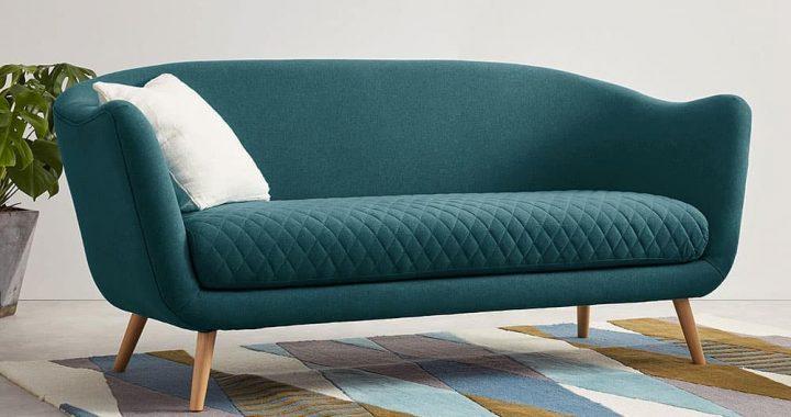 Hình ảnh mẫu ghế sofa văng đẹp cho phòng khách nhà chung cư, chung cư mini, nhà nhỏ,...
