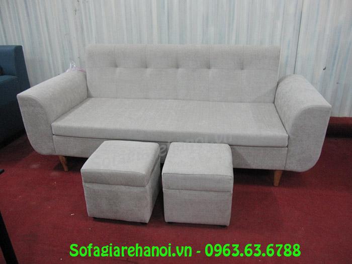 Hình ảnh sofa nhỏ gọn dạng ghế văng đẹp hiện đại tại Hà Nội
