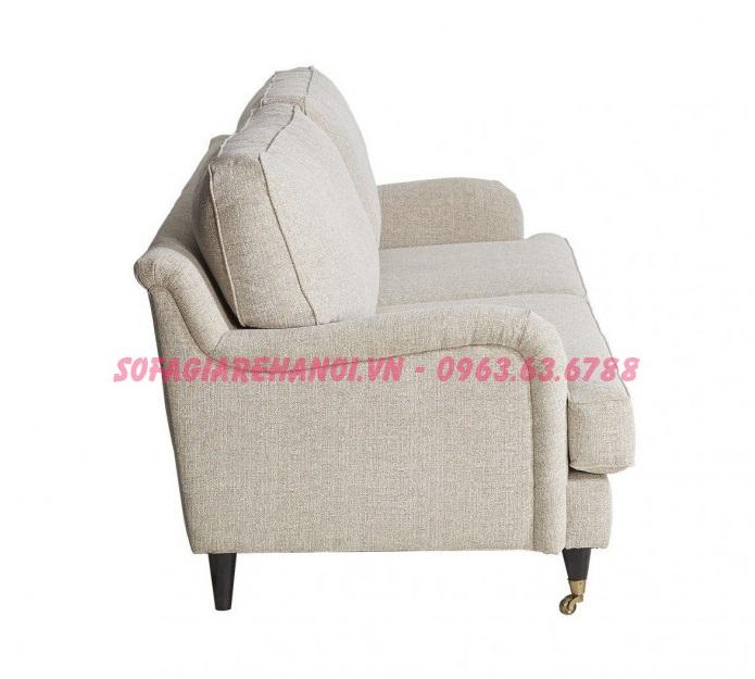 Hình ảnh sofa nhro mini đẹp Hà Nội với thiết kế hiện đại, trẻ trung