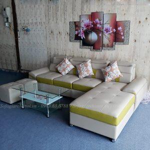Ảnh đại diện mẫu ghế sofa đẹp với thiết kế rút khuy hiện đại