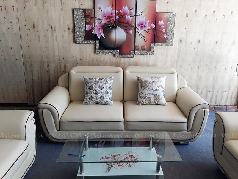 Hình ảnh Sofa văng đẹp 2 chỗ nhỏ xinh và hiện đại