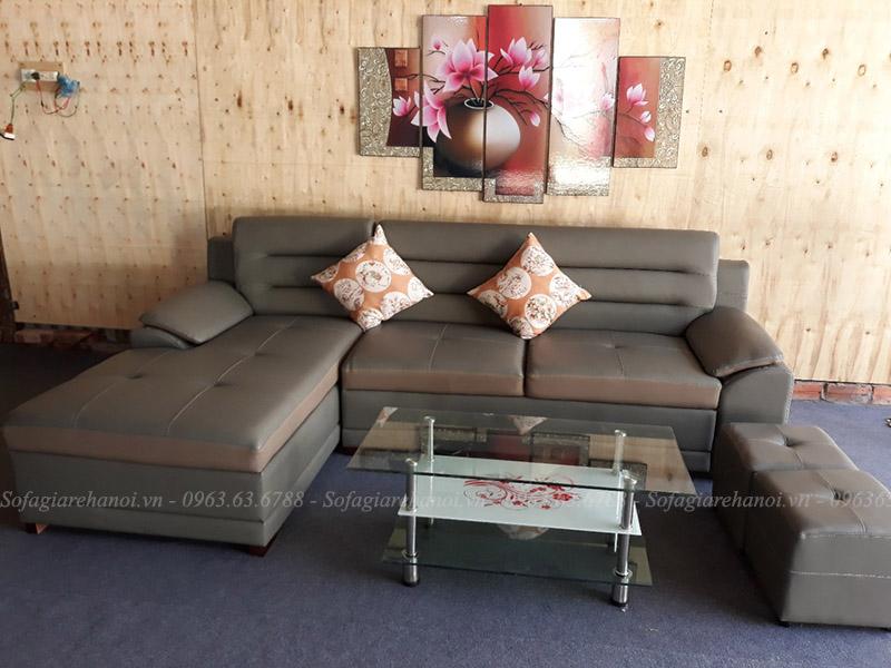 Hình ảnhMẫu sofa phòng khách đẹp AmiA SFD154 hiện đại và sang trọng