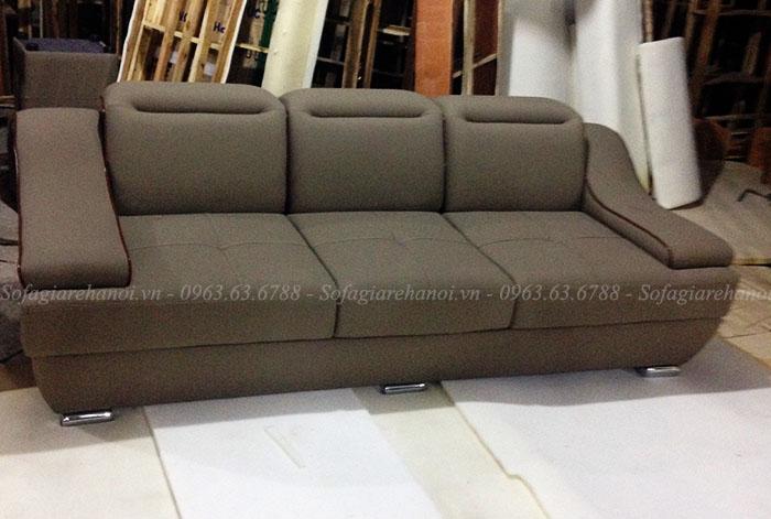 Hình ảnh ghế sofa văng 3 chỗ làm theo yêu cầu của khách hàng